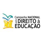 Logotipo Campanha Nacional pelo Direito à Educação