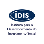 Logotipo Instituto para o Desenvolvimento do Investimento Social