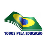 Logotipo Todos pela Educação