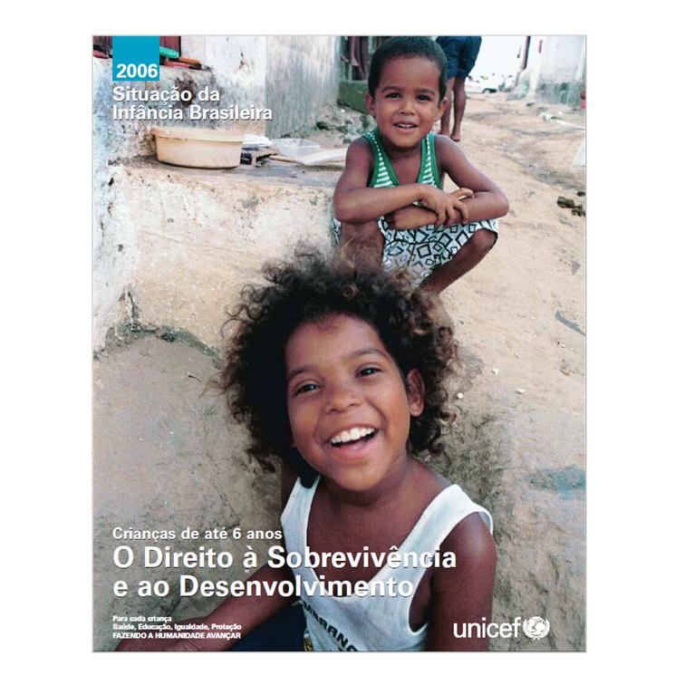 Situação da Infância Brasileira 2006, Unicef
