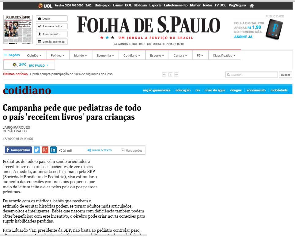 Receite_um_Livro_Folha_de_SPaulo